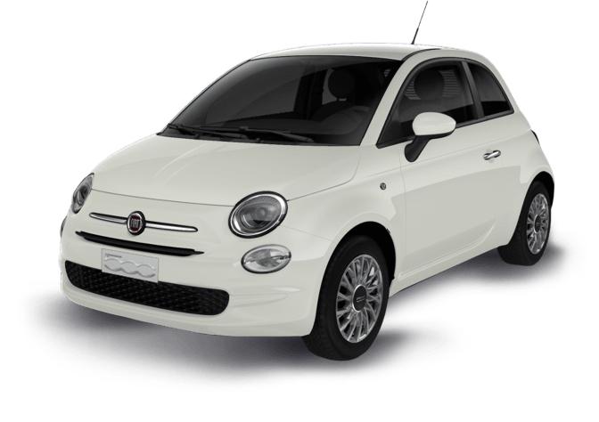[Privatleasing] Fiat 500 Hybrid Lounge (70 PS) für 99€ / Monat inkl. Zulassung & ohne ÜF, 48 Monate, 10.000km p.a., LF & GF 0,60