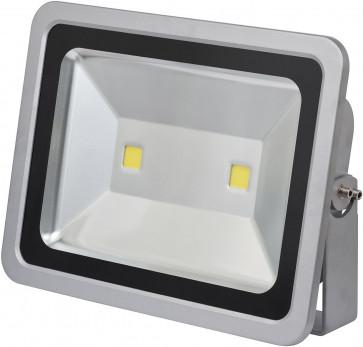 Brennenstuhl XXXL Strahler 100Watt IP65 9000Lm Chip-LED Leuchte - robuster Außenstrahler, 2x50 Watt