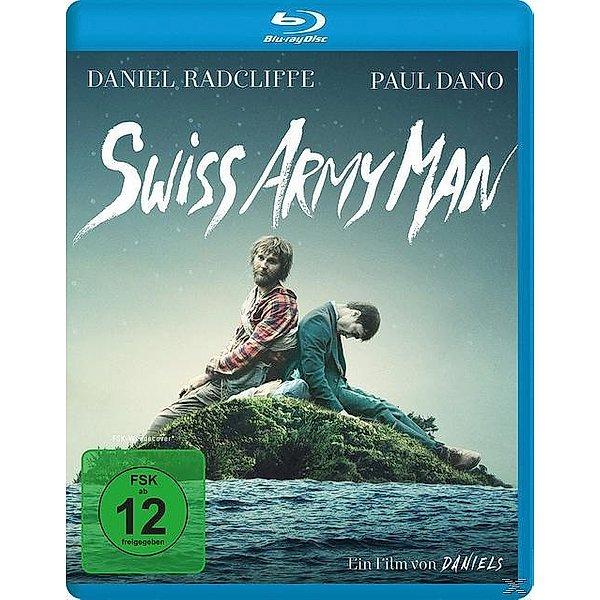 Swiss Army Man (Blu-ray) für 4,79€ (Weltbild)