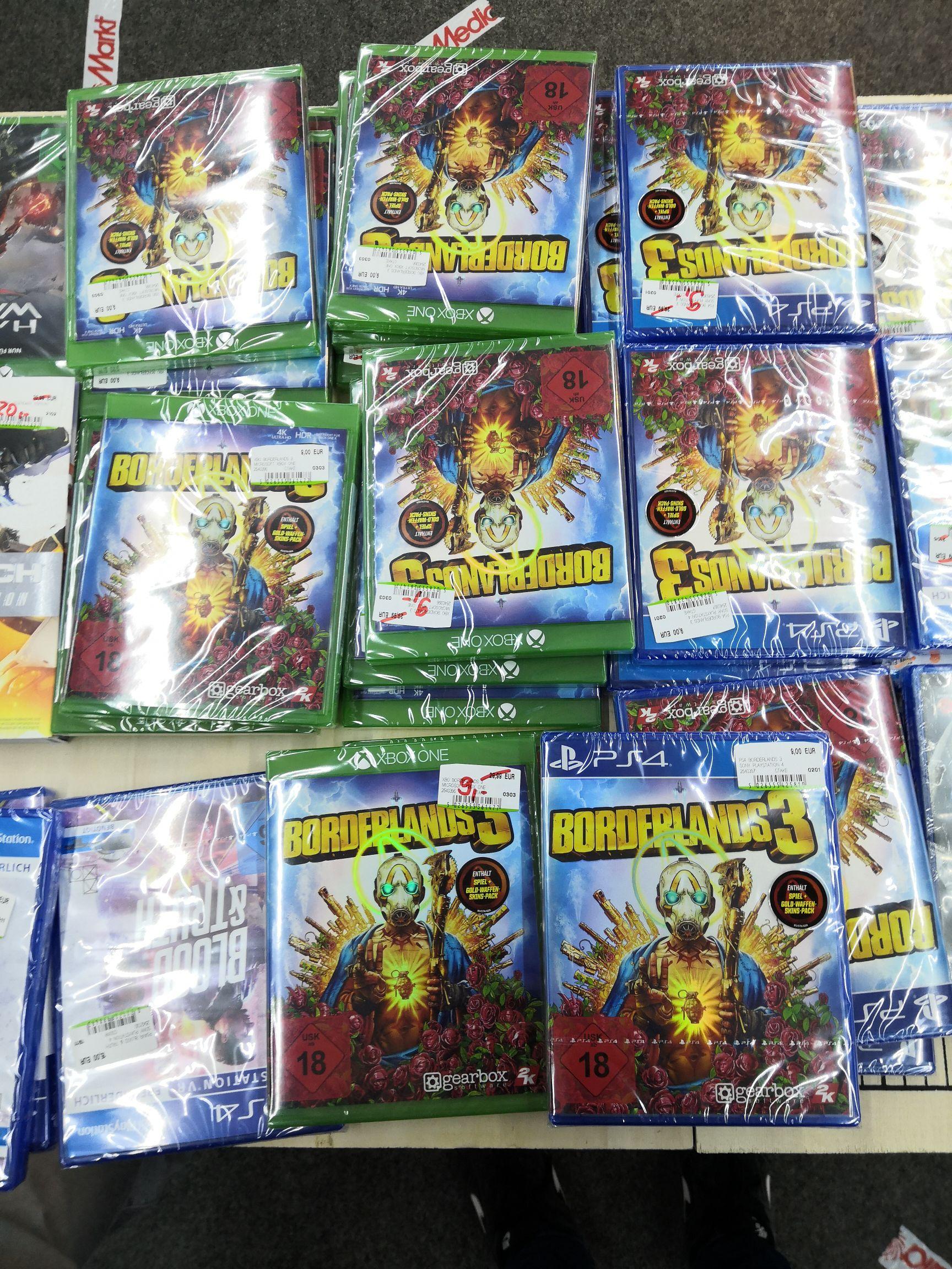 Lokal Borderlands 3 PS4 & Xbox (Paderborn)