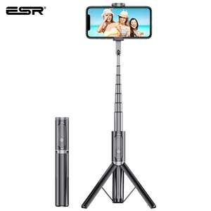 ESR Bluetooth Selfie Stick mit Mini-Stativ