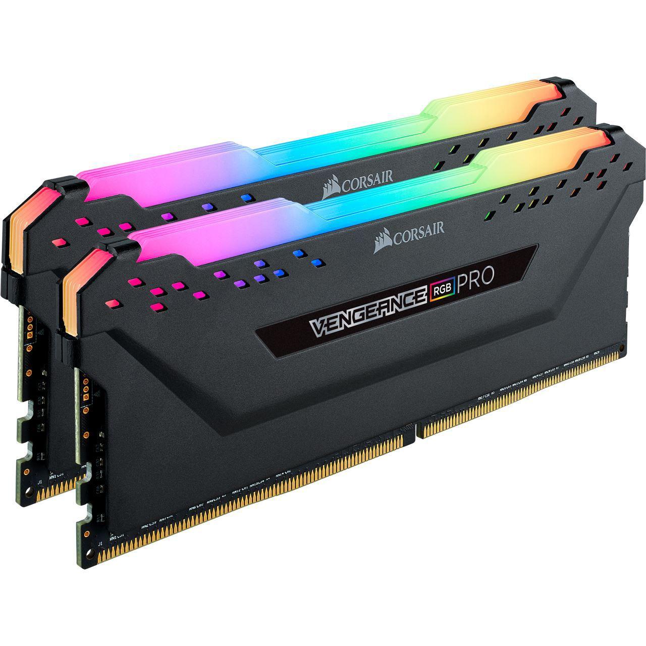 32GB Corsair Vengeance PRO RGB DDR4-3600 CL18 Dual Kit - Bei Mindfactory (0-6 Uhr versandkostenfrei) und 0,10€ mehr bei Alternate