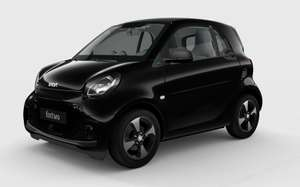 (Gewerbeleasing) Lagerwagen - Smart EQ Fortwo Passion Coupe (82 PS), 49€ mtl, LF: 0,21, GKF: 0,28, 36 Monate