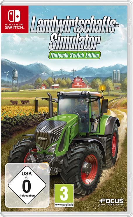 Landwirtschafts-Simulator Nintendo Switch Edition Download