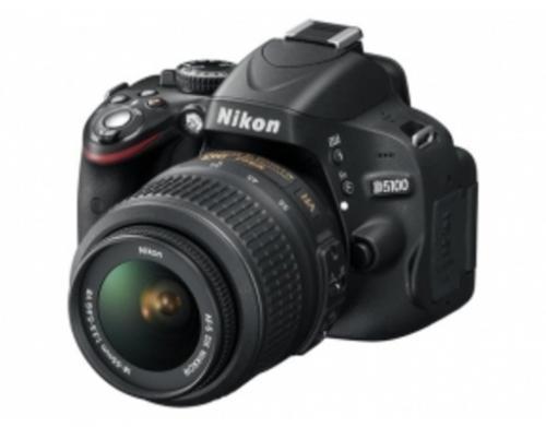 Nikon D5100 inkl. Kit 18-55mm mit Bildstabi. für 433,40 €