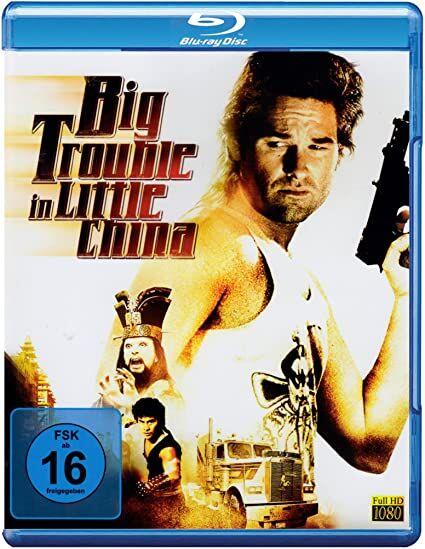 [Kultfilme Sammeldeal] Big Trouble in Little China, Terminator, Braveheart, Rain Man usw auf Blu-ray für je 5,59€ inkl. Versand
