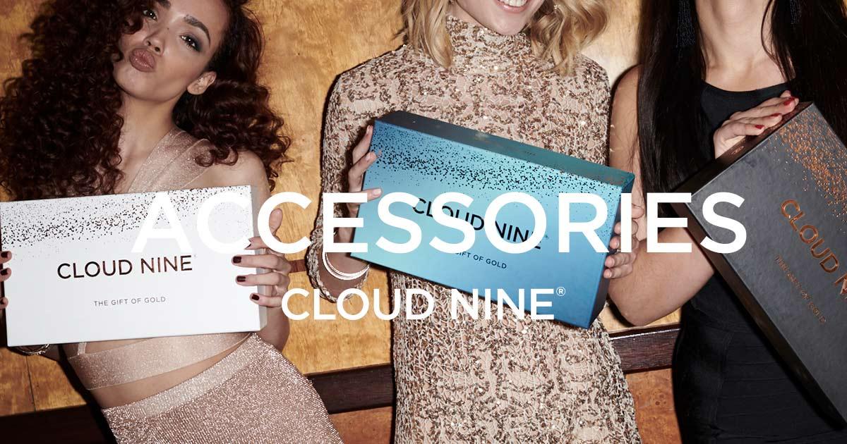 50EUR Rabatt bei Cloud Nine für Glätteisen & Airshot Styling-Set