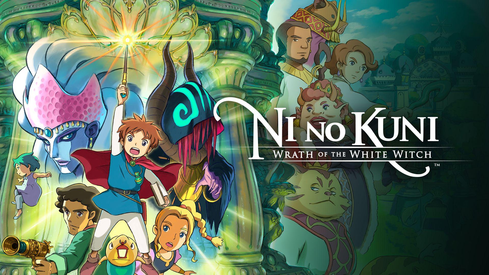 Ni no Kuni: Der Fluch der weißen Königin (Switch) für ~15,31€ (MEX eShop)