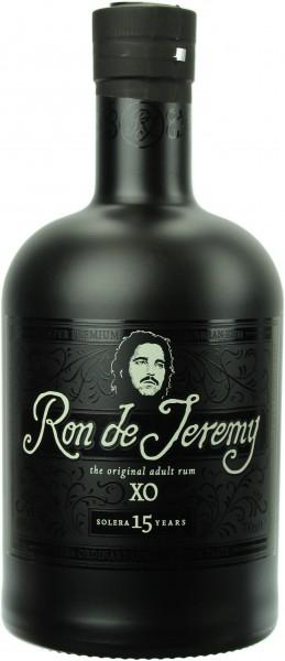 Ron ( Rum ) de Jeremy XO 0,7L 15 Jahre - Lokal Hamm Westf