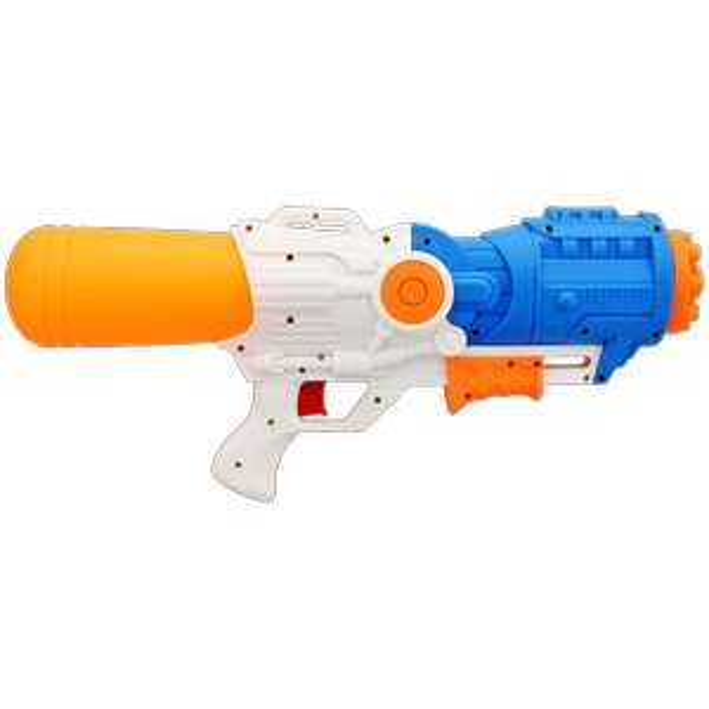 Für das Kind in dir! Günstige Wasserpistole für coronagerechten Spielspaß!