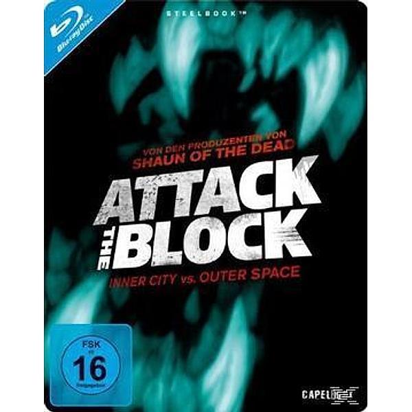 Attack the Block Limited Steelbook Edition (Blu-ray) für 5,59€ (Weltbild)