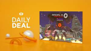 Oculus Quest Daily Deal: Radial-G: Proteus