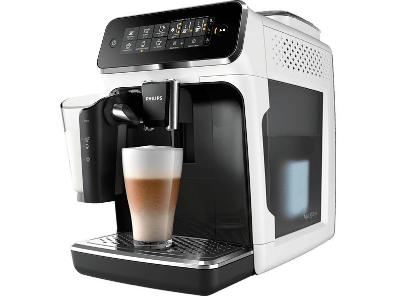 PHILIPS EP 3243/50 3200 LATTEGO Kaffeevollautomat Weiß zum Bestpreis