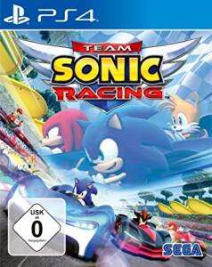Team Sonic Racing (PS4) für 14,99€ (Amazon Prime)