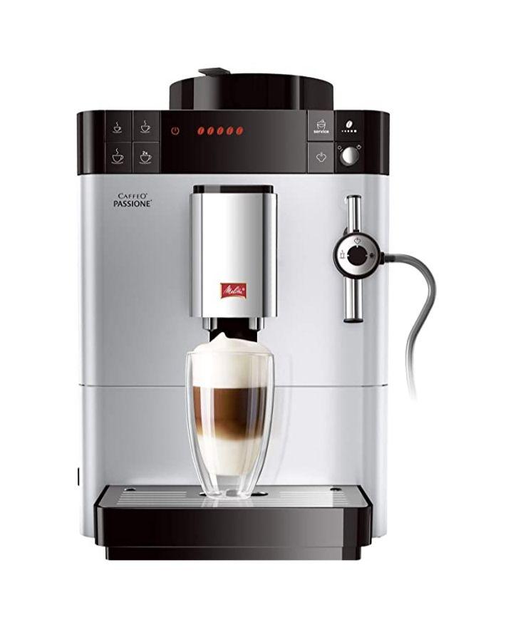 Melitta Caffeo Passione F530-101, Kaffeevollautomat mit Auto-Cappuccinatore-System , Amazon Prime (lieferbar ab 30juni)
