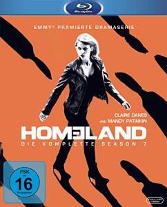 Homeland: Die komplette siebte Staffel (Blu-ray) für 9,99€ (JPC)