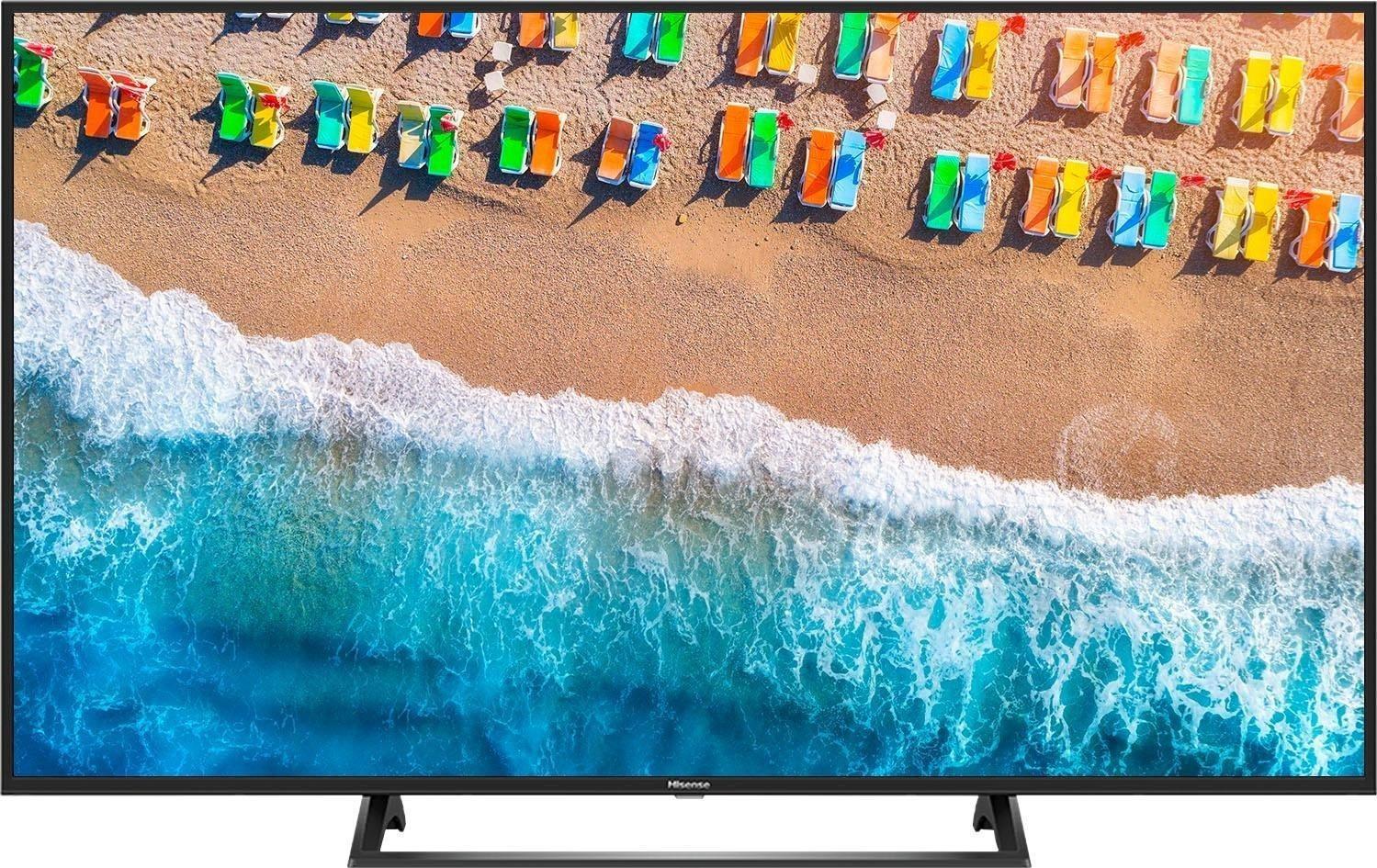 Hisense H65BE7200 163cm 65 Zoll 4K UHD Smart TV für 499€ / 138cm 55 Zoll für 349€ / 108cm 43 Zoll für 249€ inkl. Versandkosten