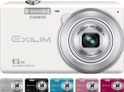 [amazon] Blitzangebot Casio Exilim EX-ZS20 Digitalkamera