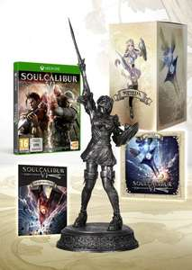 Soul Calibur VI Limited Silver Collector's Edition (PS4 & Xbox One) für 54,53€ und weitere Angebote (Bandai)