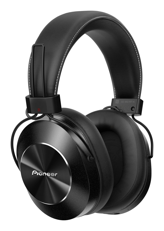 Pioneer SE-MS7BT-K Hi-Res Over-Ear Bluetooth Kopfhörer