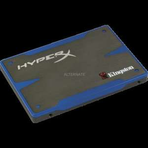 "Kingston SSD 480GB ""HyperX"" für 353,45€ @ zackzack"