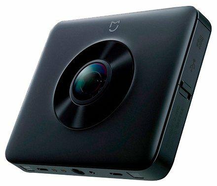 Xiaomi Mijia 360 Sphere Action Kamera (360°-Aufnahmen, Bluetooth, 24MP Fotos, 4K Videoaufzeichungen)