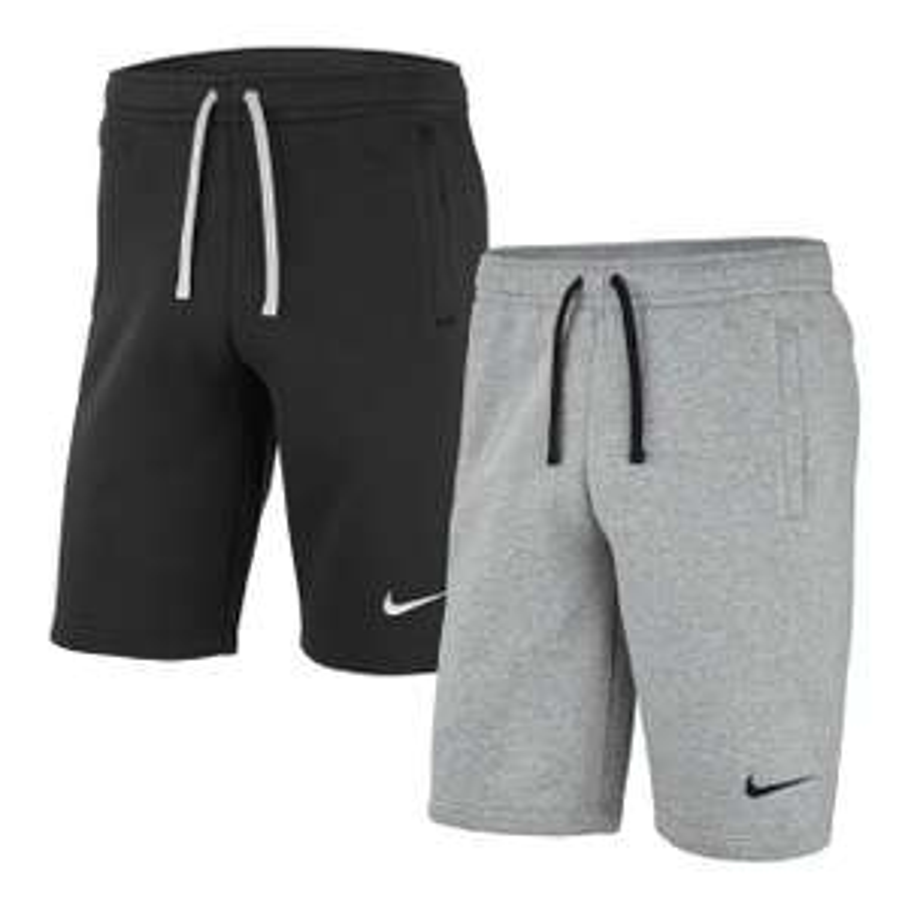 Nike Short Fleece Team Club 19 Crew (2er Pack)