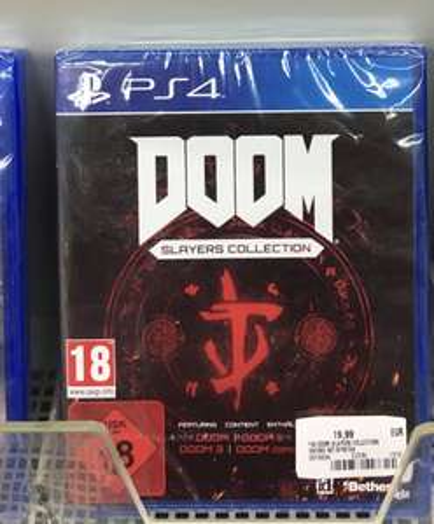 [LOKAL] Media Markt Leipzig P.C. Doom Slayers Collection - PS4