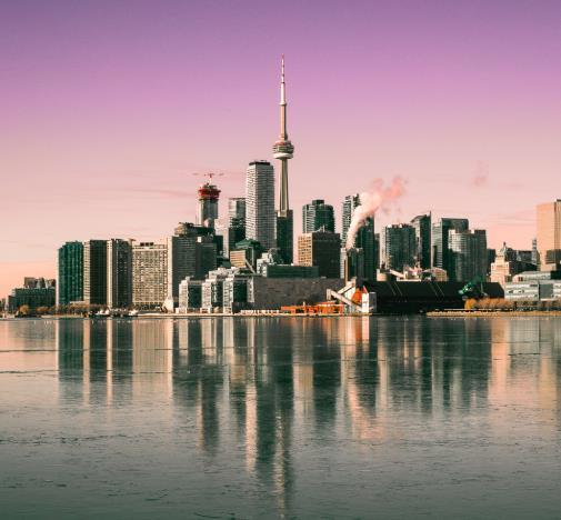 Flüge: Toronto / Kanada (Okt-Feb) Hin- und Rückflug mit Icelandair von Amsterdam ab 233€