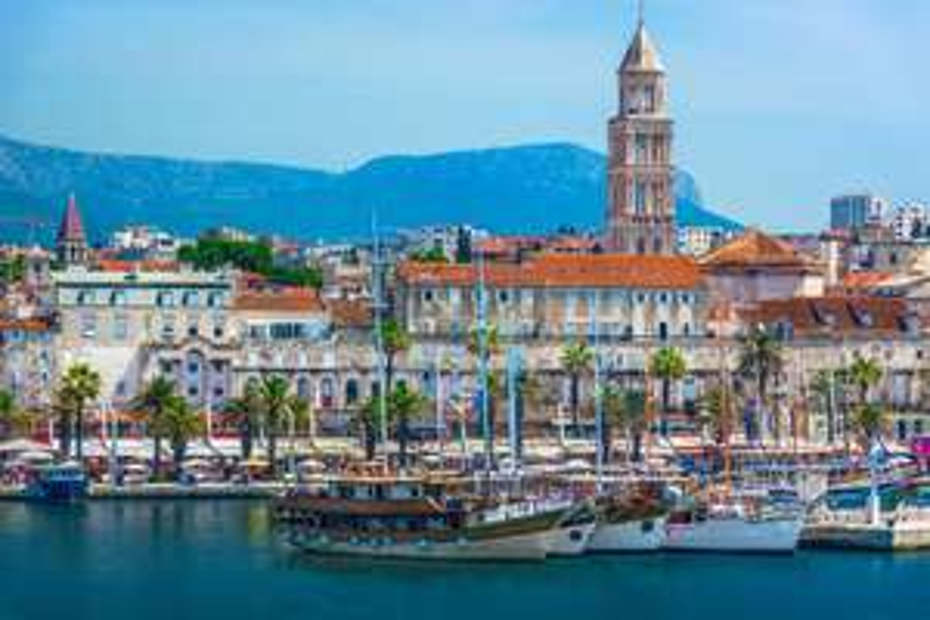 Flüge: Kroatien [Juli - Sept.] Hin und Zurück mit easyJet von Basel nach Split ab 26€ / nach Pula ab 40€