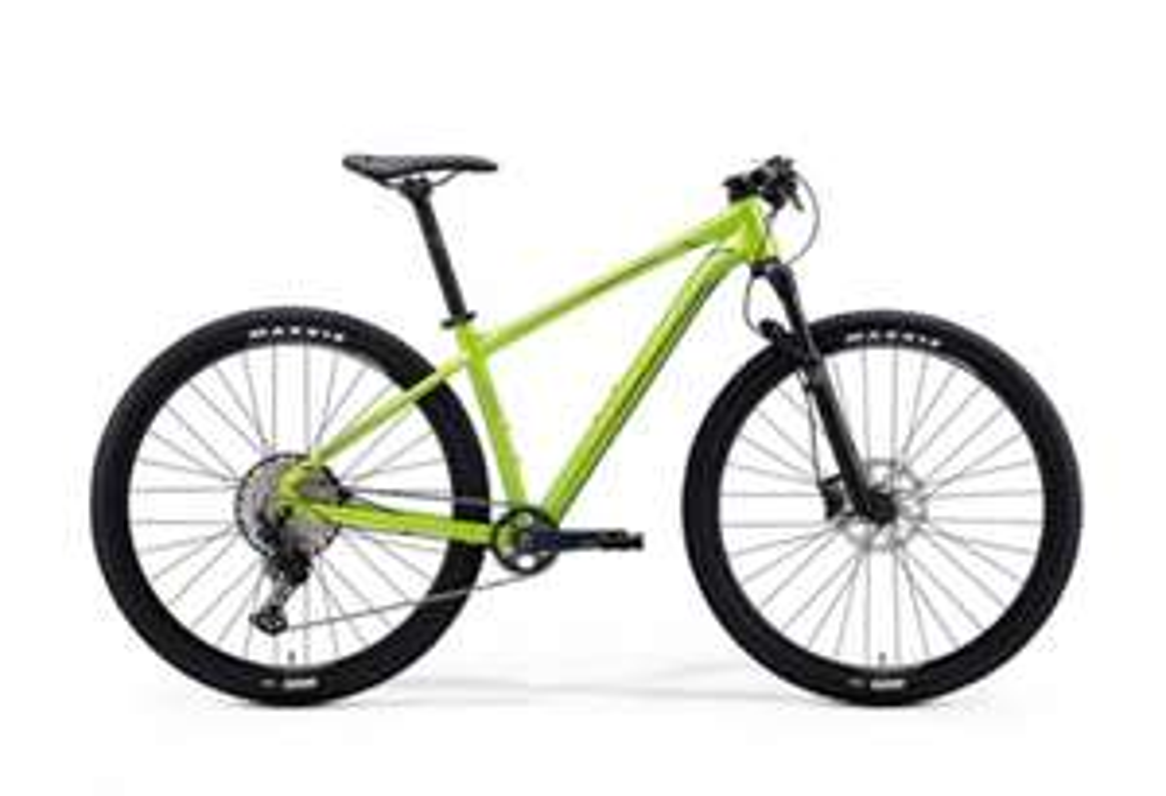 Merida Big Nine SLX Edition 2020 (grün) alle Größen - Hardtail Mountainbike