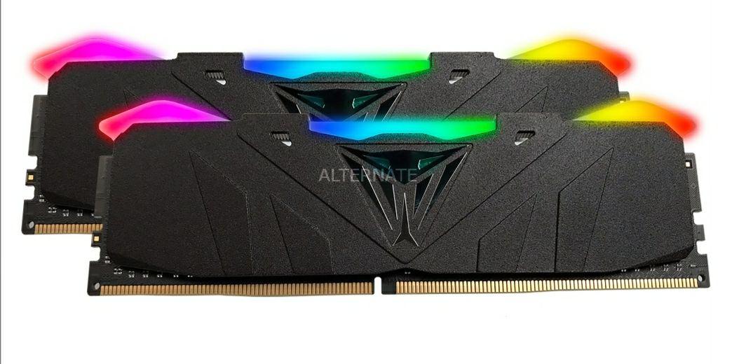 PatriotDIMM 16 GB DDR4-3600 Kit, Arbeitsspeicher