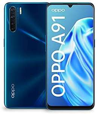 OPPO A91 Smartphone (6,4 Zoll) 128 GB interner Speicher, 8 GB RAM, AMOLED Display, Dual nano-SIM, 48 MP, Helio P70 Prozessor[Amazon]