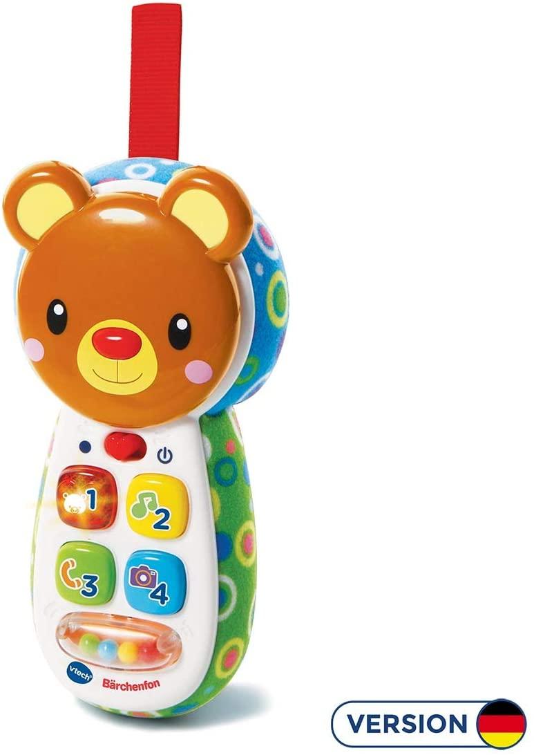 VTech Baby - Bärchenfon für 6,99€ (Amazon Prime & Galeria Kaufhof Abholung)