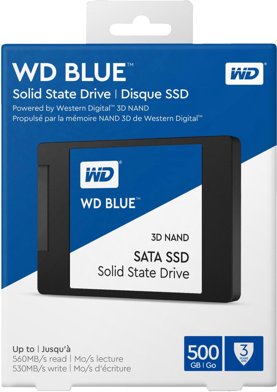 "Speicherwoche - Tag 5: z.B. WD Blue 3D NAND SATA SSD 500GB - 57,60€ [eBay mit Visa] | Seagate Expansion Desktop 10TB (3.5"", SMR) - 179€"