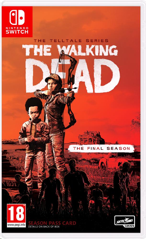 The Walking Dead: The Telltale Games Series - Final Season (Switch) für 15,02€ (Amazon UK)