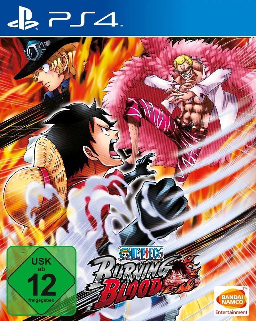 One Piece: Burning Blood [PS4] (deutsche Version, Metacritic 66/7.3)