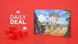 Oculus Quest Daily Deal: Orbus VR: Reborn