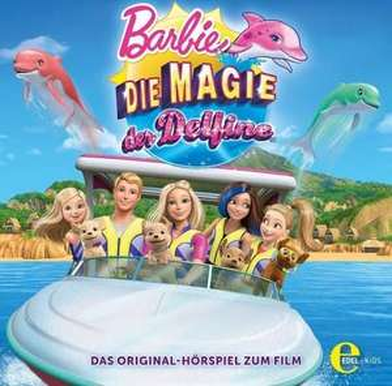 [Edelkids] Barbie - Die Magie der Delfine Hörspiel gratis