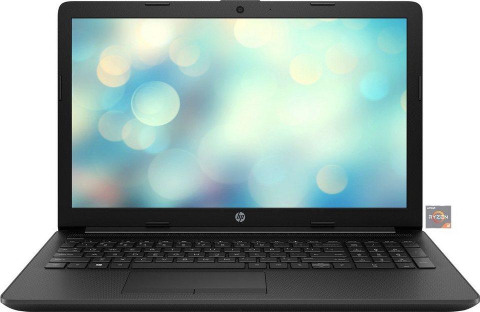 HP 15-db1224ng (FHD, Ryzen 3 3200U, 8GB RAM, 256GB SSD, DVD-Brenner, ohne OS) + 1 Jahr Office 365 Single