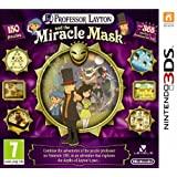 Professor Layton and the Miracle Mask (Maske der Wunder) (Nintendo 3DS) (O-Ton) für umgerechnet 16,56€ @ Amazon.uk