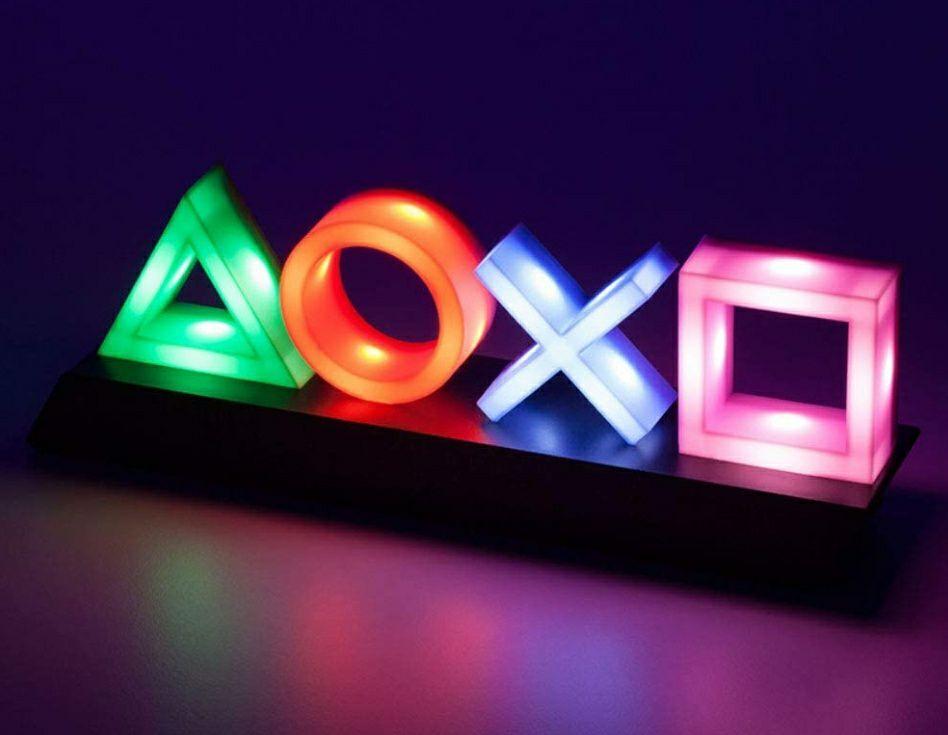 (Amazon Prime) Playstation LED Lampe