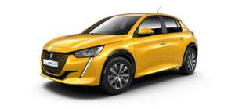 Privatleasing - Peugeot e-208 // 159€ p.m/ 48M/ 800€ Überführung/250 Zulassung//BAFA 6.000 Anzahlung