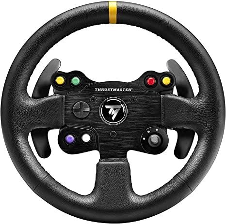 Thrustmaster - TM Leather 28 GT Wheel Add-On Amazon Frankreich