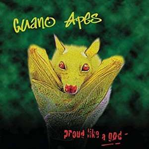 Proud Like a God (Yellow Vinyl LP) - Guano Apes für 9,97€ @ Amazon (Prime)