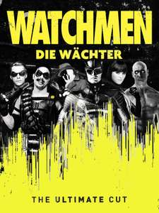 [Amazon Video] Watchmen: Die Wächter - The Ultimate Cut [dt./OV] in HD für 3,98€ zum kaufen