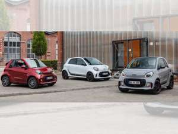 [Gewerbeleasing+BAFA] Smart ForTwo smart EQ cabrio, mtl. 14,90€ (netto), 36 Mon. 10tkm, LF 0,07