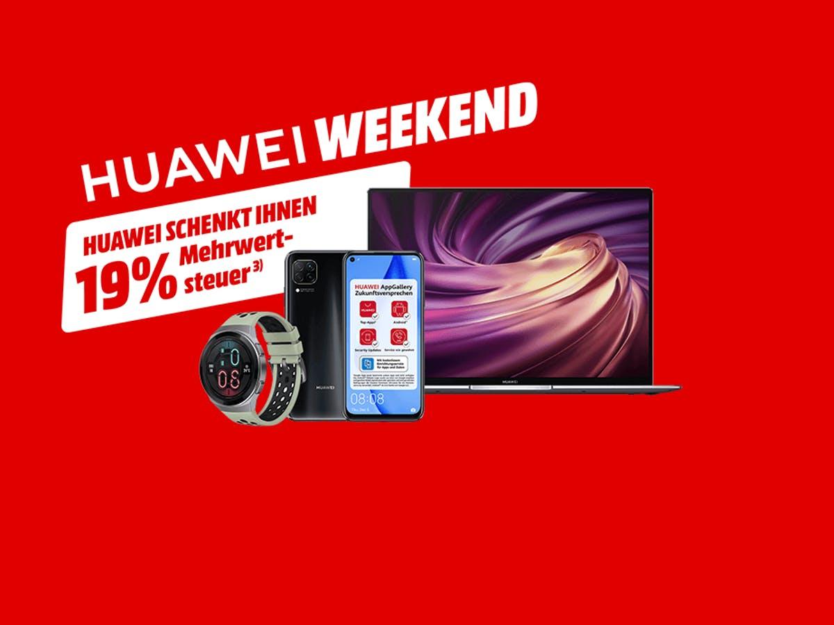Huawei Weekend Deal (eff.15,966%) auf ausgewählte Artikel. z.B Mate 30 Pro