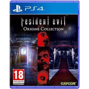 Resident Evil - Origins Collection (PS4) für 13,19€ (MyMemory)