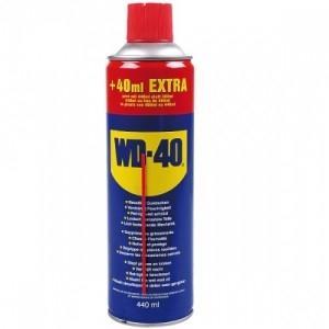 4x 8x oder 16x WD40 Spraydosen je 440ml Schmierstoff ab 13,99 + Versand 4,90 EUR
